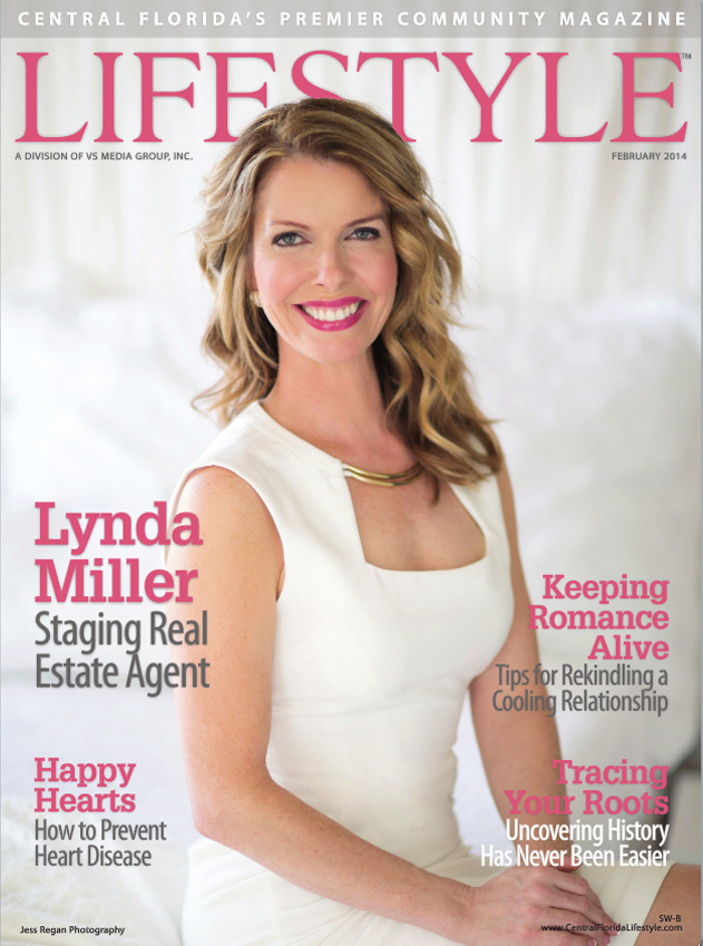 {Central Florida Lifestyle Magazine} Orlando Portrait